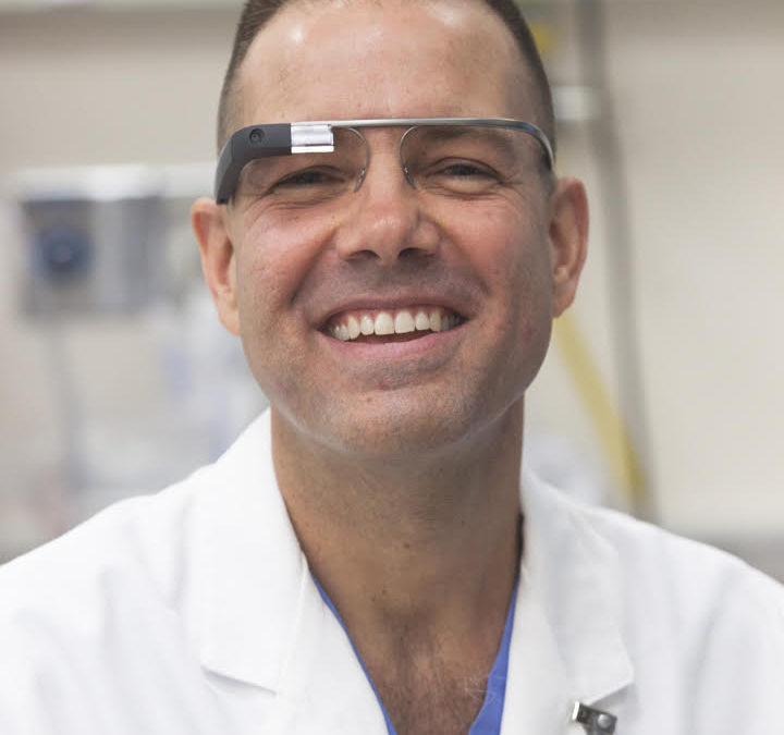 Spatial Computing, AR and VR: A Revolution in health care, education & beyond